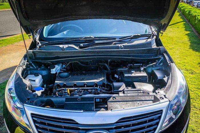 2013 Kia Sportage Si SL Series II MY13 Black