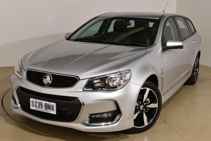 2017 Holden Commodore SV6 VF Series II MY17 Nitrate