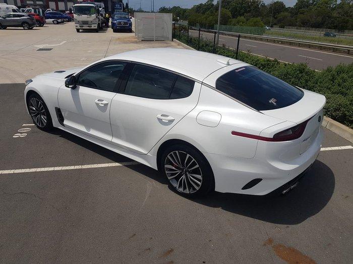 2018 Kia Stinger 330S CK MY18 White