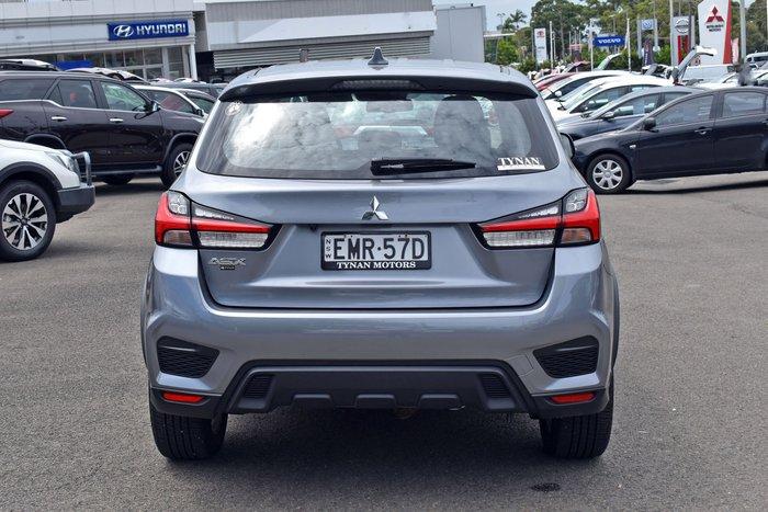 2019 Mitsubishi ASX ES XD MY20 Titanium