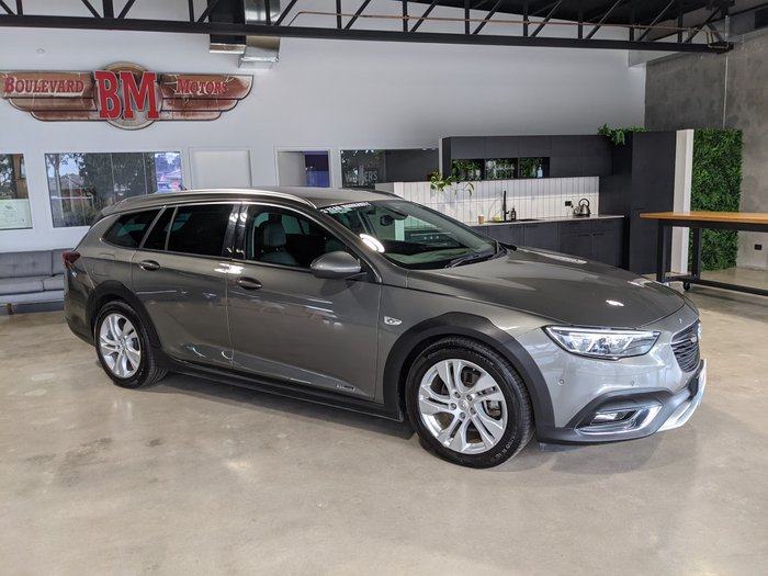 2018 Holden Calais ZB MY18 4X4 On Demand Cosmic Grey