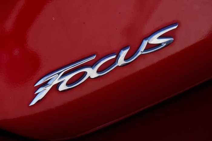 2012 Ford Focus Ambiente LW Candy Red