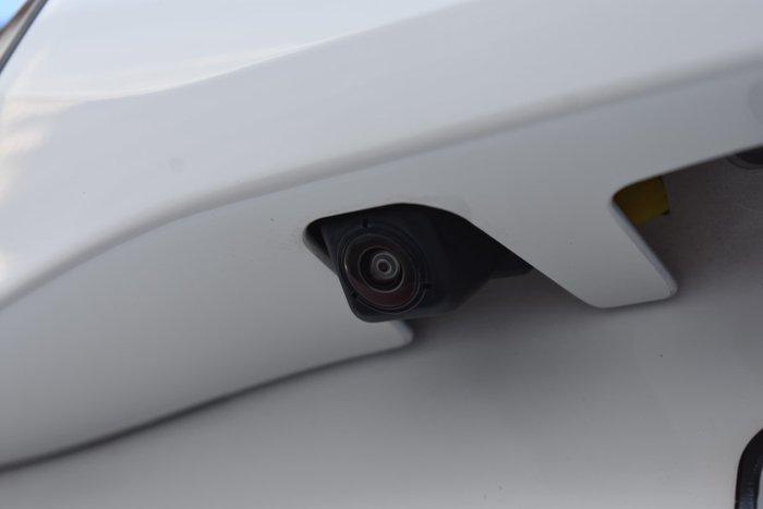 2017 Mitsubishi Outlander LS ZK MY17 White