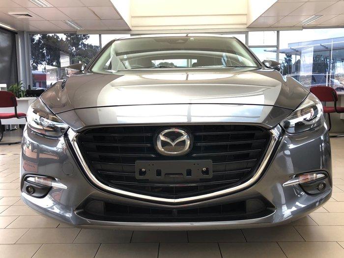 2018 Mazda 3 SP25 Astina BN Series Machine Grey