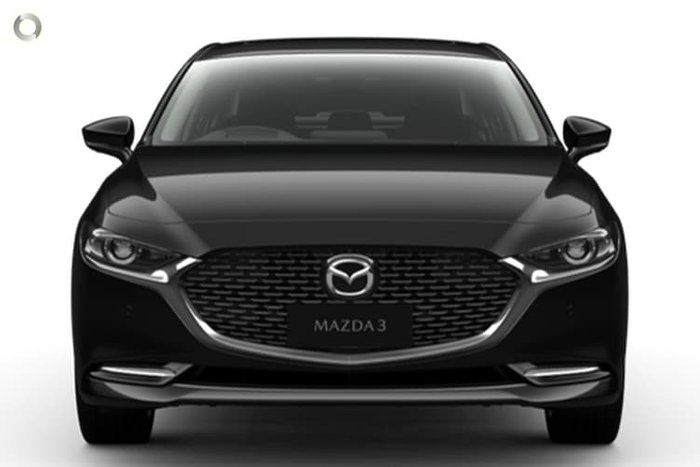 2020 Mazda 3 X20 Astina BP Series Jet Black