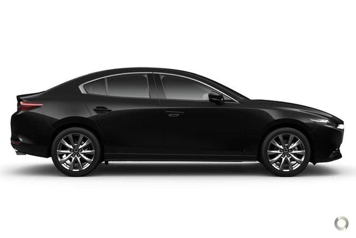 2020 Mazda 3 X20 Astina BP Series Jet Black