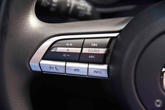 2020 Mazda 3 G20 Pure BP Series Jet Black