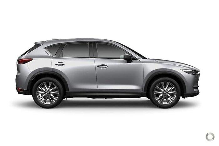 2020 Mazda CX-5 Akera KF Series 4X4 On Demand Sonic Silver