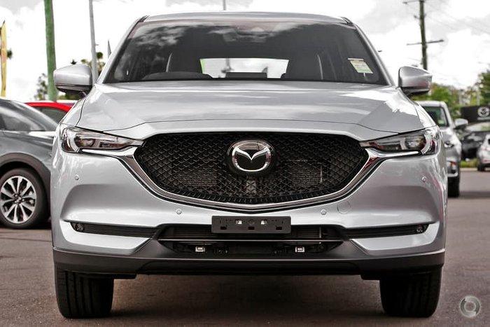 2020 Mazda CX-5 Akera KF Series AWD Sonic Silver