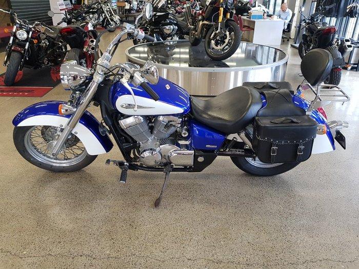 2009 Honda VT400 Blue