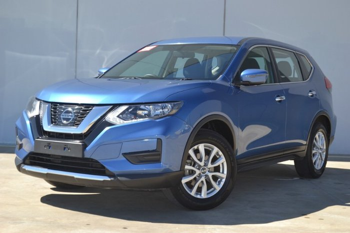 2019 Nissan X-TRAIL ST T32 Series II 4X4 On Demand BLUE