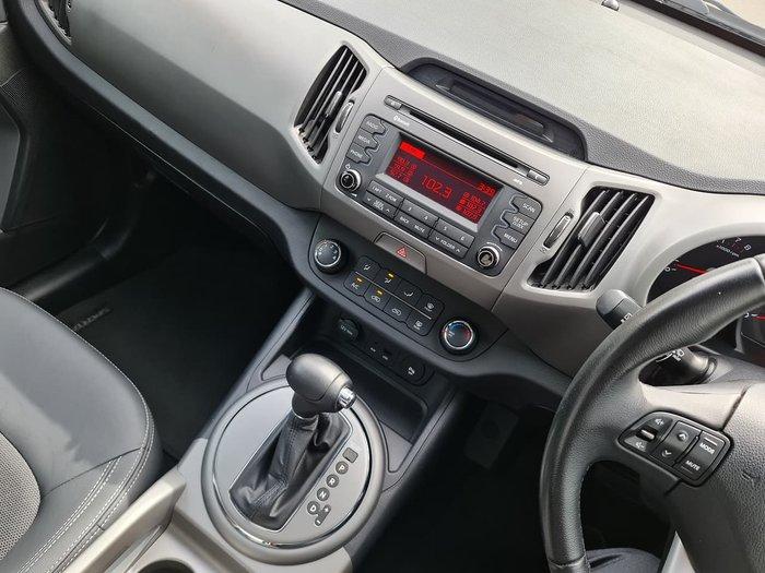2014 Kia Sportage Si Premium SL MY14 Silver