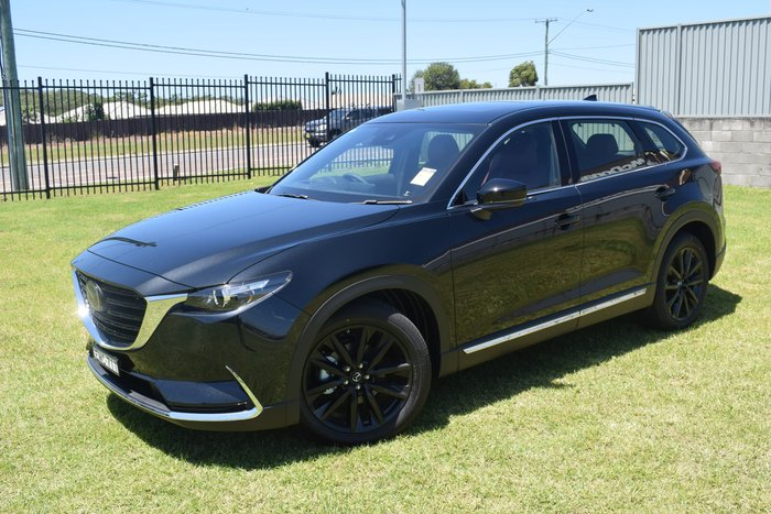 2020 Mazda CX-9 GT SP TC 4X4 On Demand Jet Black