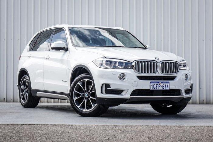 2016 BMW X5 xDrive30d F15 4X4 Constant White