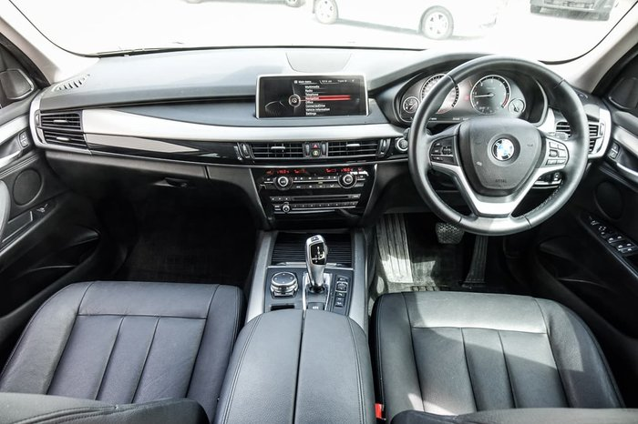 2015 BMW X5 xDrive30d F15 4X4 Constant White