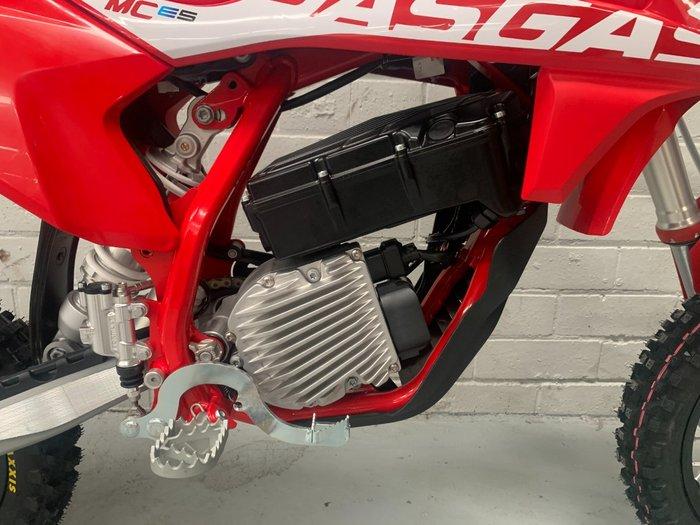 2021 Gas Gas 2021 Gas Gas 000CC MC-E 5 MINIBIKE Red