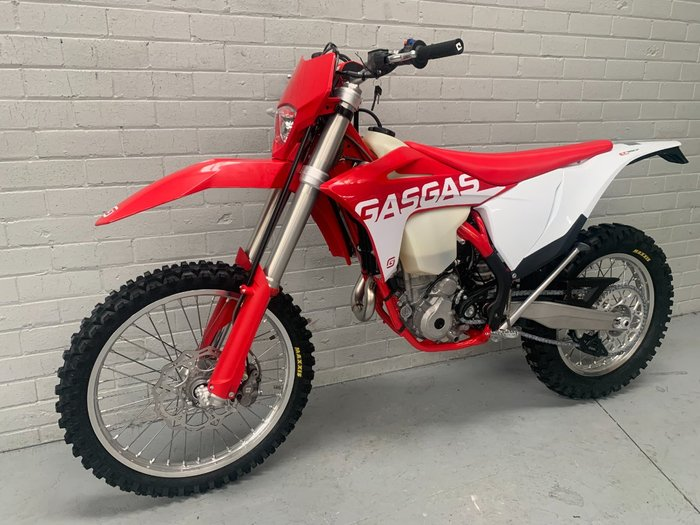 2021 Gas Gas EC 250F Red