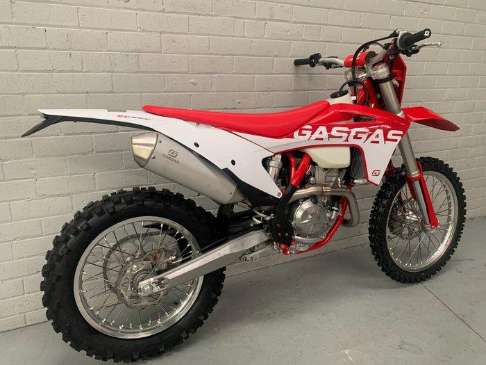 2021 Gas Gas 2021 Gas Gas 350CC EC 350F ENDURO Red