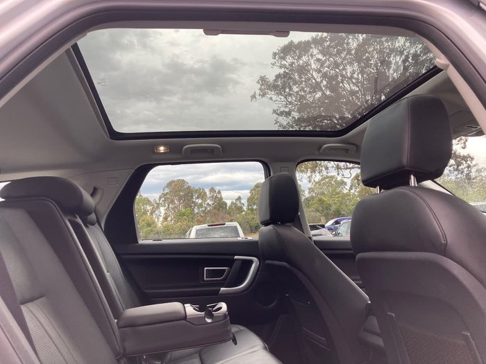 2019 Land Rover Discovery Sport TD4 132kW SE L550 MY19 4X4 Constant Silver