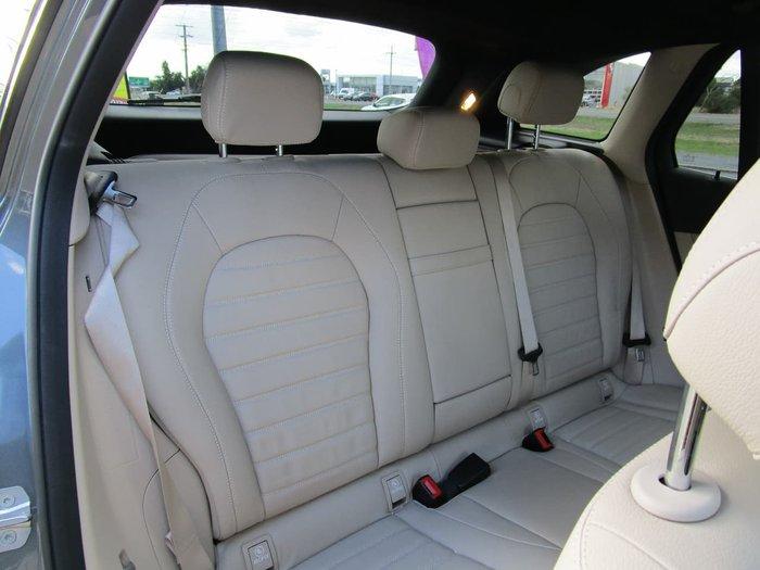 2017 Mercedes-Benz GLC-Class GLC250 X253 Four Wheel Drive Grey