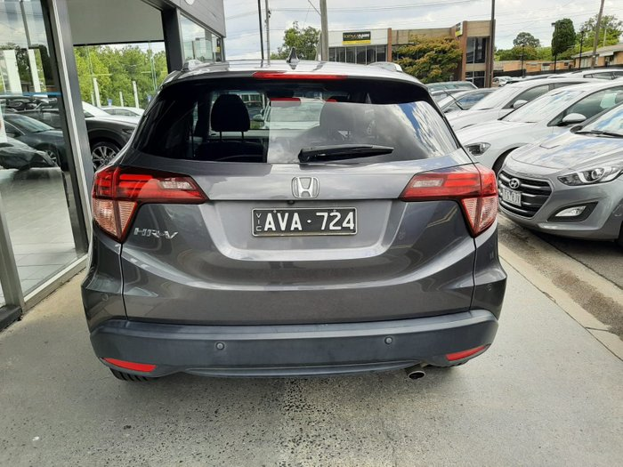 2018 Honda HR-V VTi-L MY17 Modern Steel