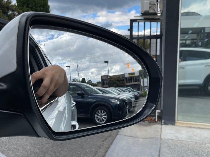 2017 Hyundai Tucson Highlander TLE2 MY18 4X4 On Demand Polar White