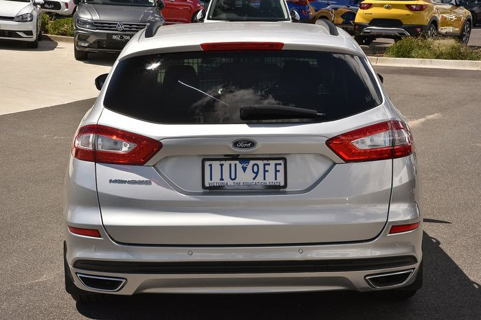 2016 Ford Mondeo Ambiente MD Silver