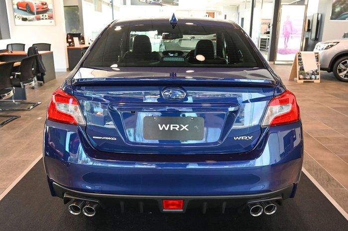 2020 Subaru WRX Premium V1 MY21 Four Wheel Drive Lapis Blue