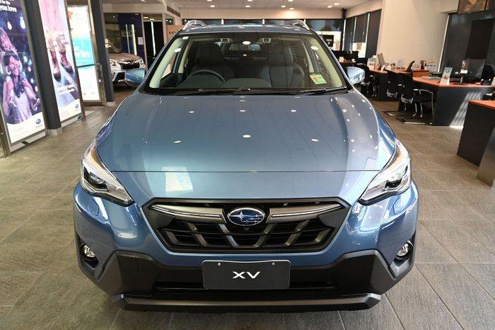 2020 Subaru XV 2.0i-S G5X MY21 AWD Blue