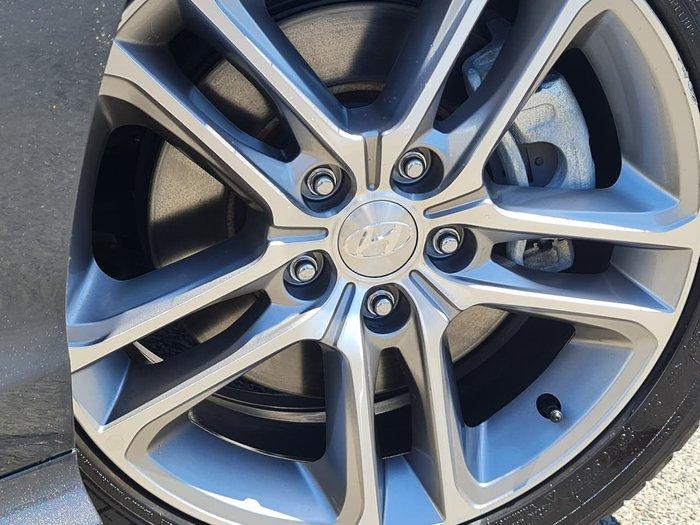 2017 Hyundai Sonata Premium LF4 MY18 Grey
