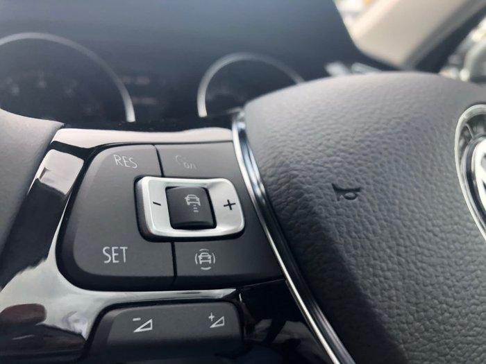 2020 Volkswagen Tiguan 110TSI Comfortline Allspace 5N MY21 Platinum Grey