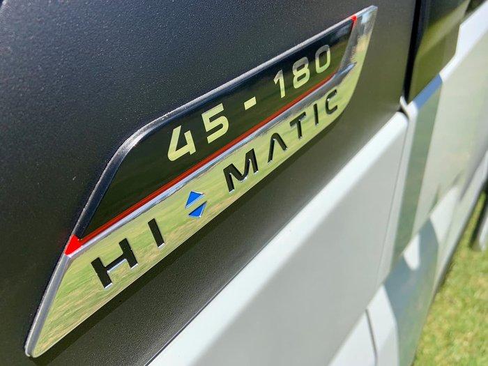 2021 IVECO 45C18 TRADIE MADE AUTO White