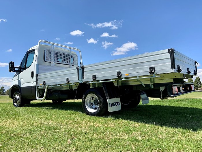 2021 IVECO 45C18HA8 TRADIE MADE White