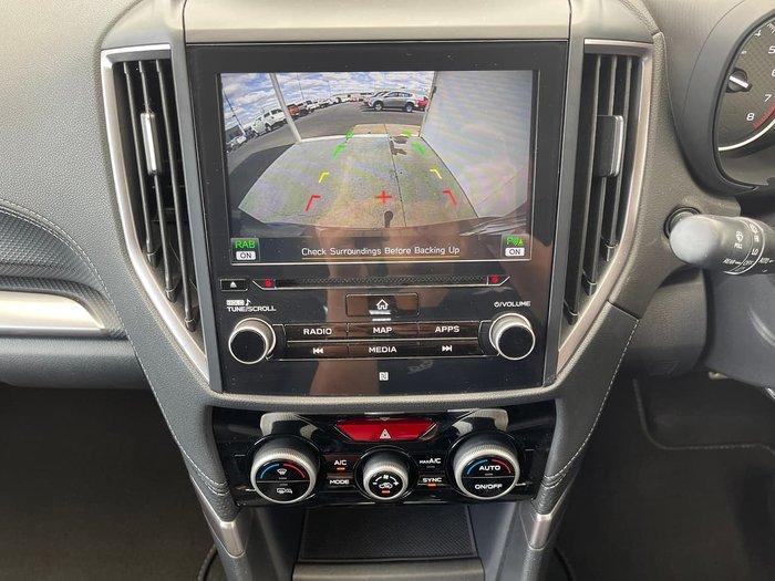 2018 Subaru Forester 2.5i Premium S5 MY19 Four Wheel Drive Grey