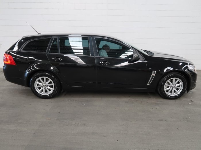 2015 Holden Commodore Evoke VF MY15 Black