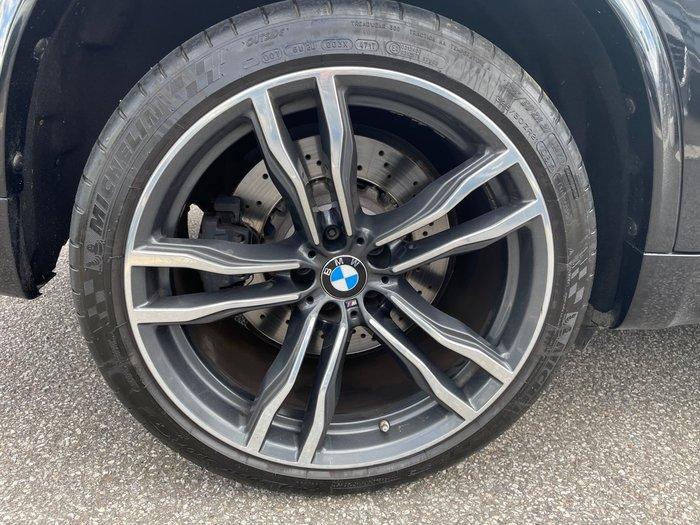2016 BMW X5 M F85 4X4 Constant Black Sapphire