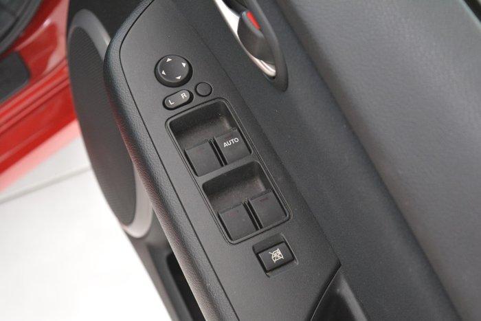 2008 Mazda 6 Classic GH Series 1 Velocity Red