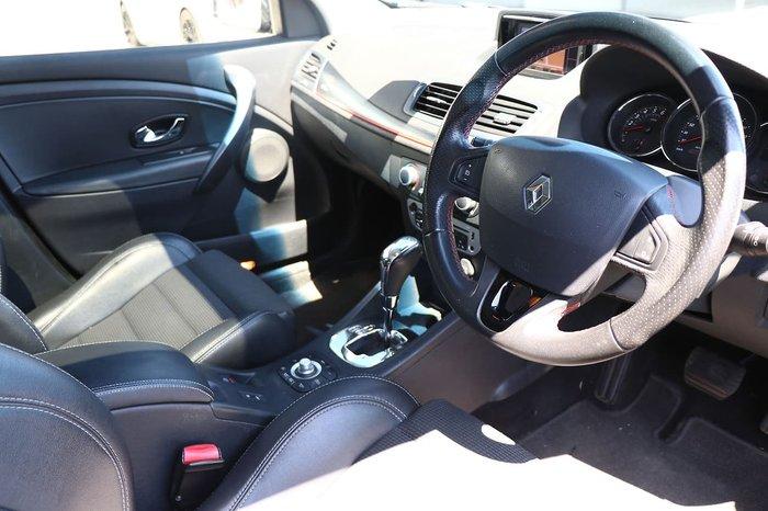 2013 Renault Megane GT-Line III K95 MY13 Brown