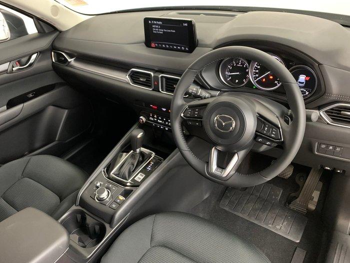 2020 Mazda CX-5 Maxx Sport KF Series Jet Black