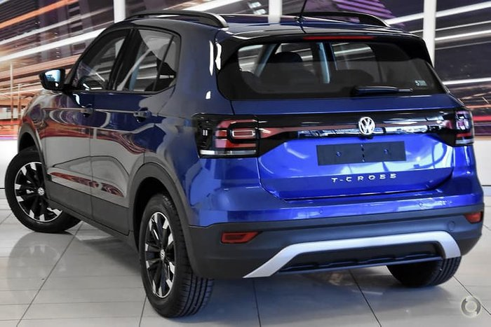 2020 Volkswagen T-Cross 85TSI Life C1 MY20 Reef Blue
