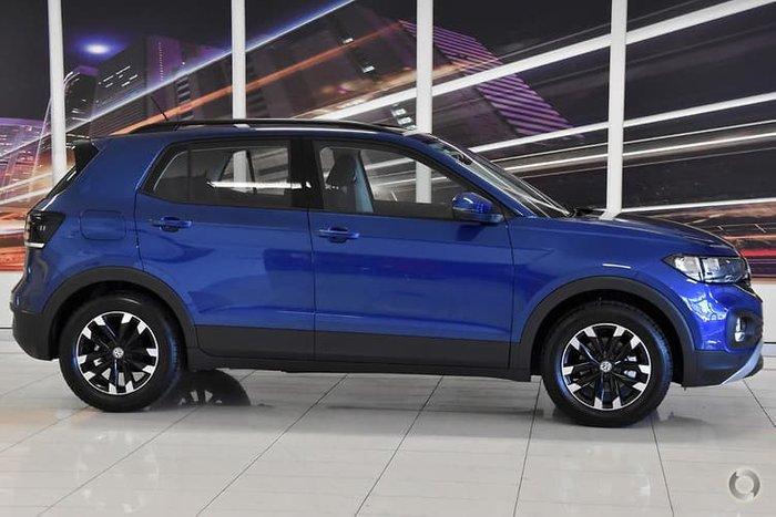 2020 Volkswagen T-Cross 85TSI Life C1 MY20 Reef Blue