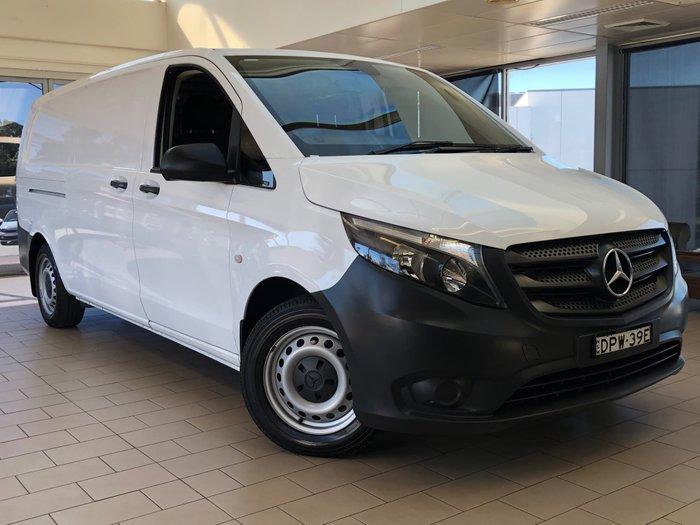 2017 Mercedes-Benz Vito 114BlueTEC 447 Arctic White