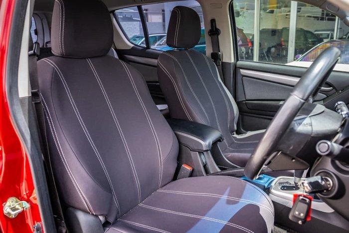 2016 Holden Colorado 7 LT RG MY16 4X4 Dual Range Red