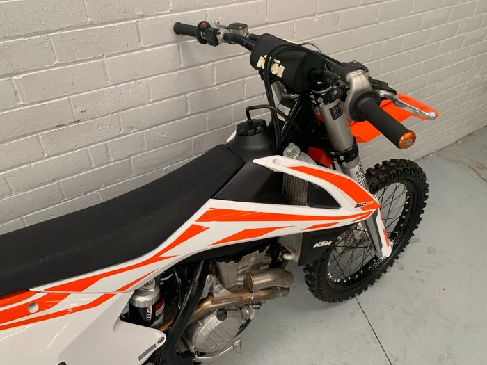 2017 Ktm 350 SX-F Orange