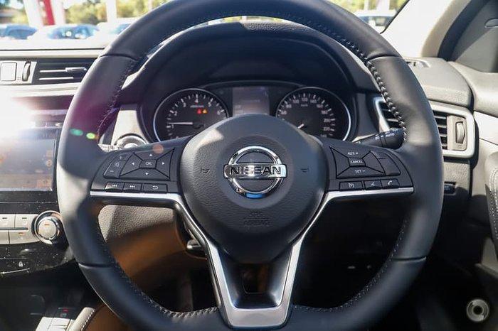 2020 Nissan QASHQAI ST-L J11 Series 3 MY20 Vivid Blue