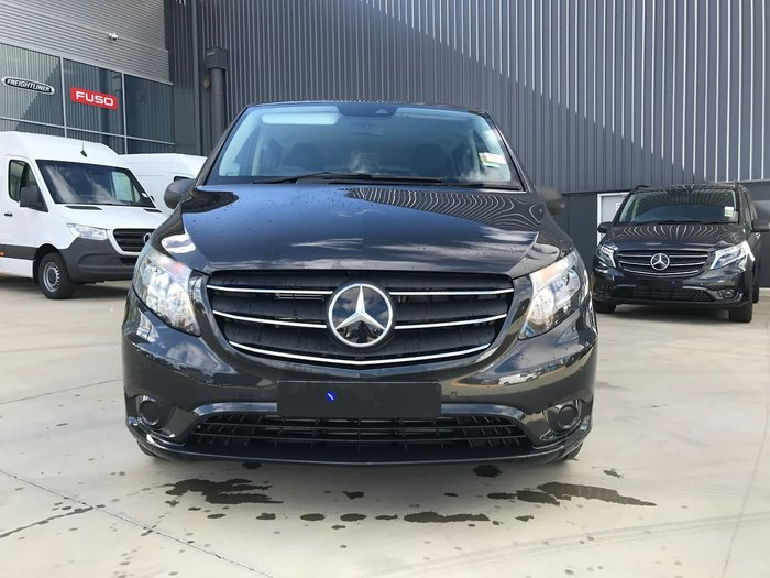 2021 Mercedes-Benz Vito 116CDI 447 Dark Graphite Grey