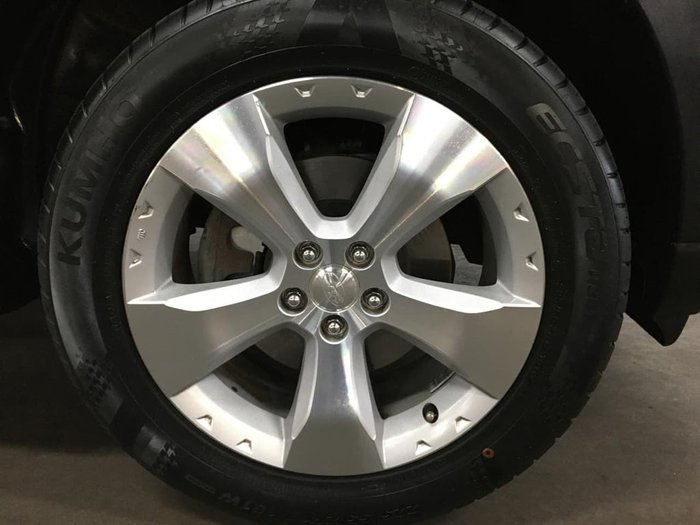 2012 Subaru Forester XT S3 MY12 Four Wheel Drive Black