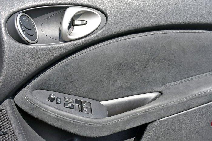 2016 Nissan 370Z Z34 MY17 Gun Metallic