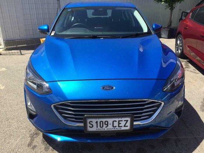 2019 Ford Focus Trend SA MY19.75 Desert Island Blue