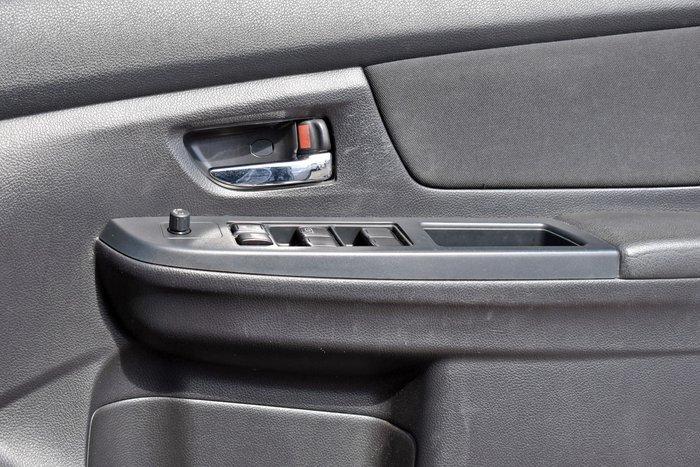 2012 Subaru XV 2.0i-S G4X MY12 AWD Ice Silver